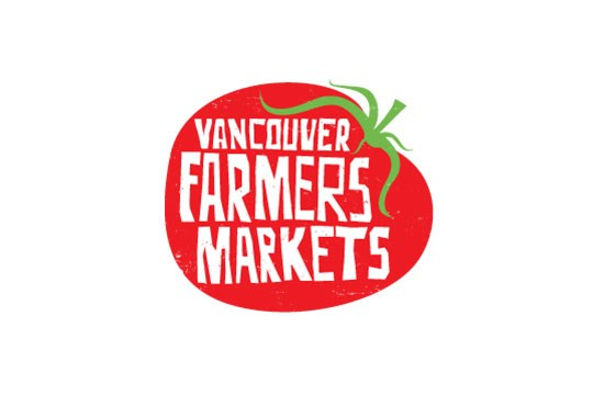 Vancouver Farmers Market in the Queen Elizabeth Plaza
