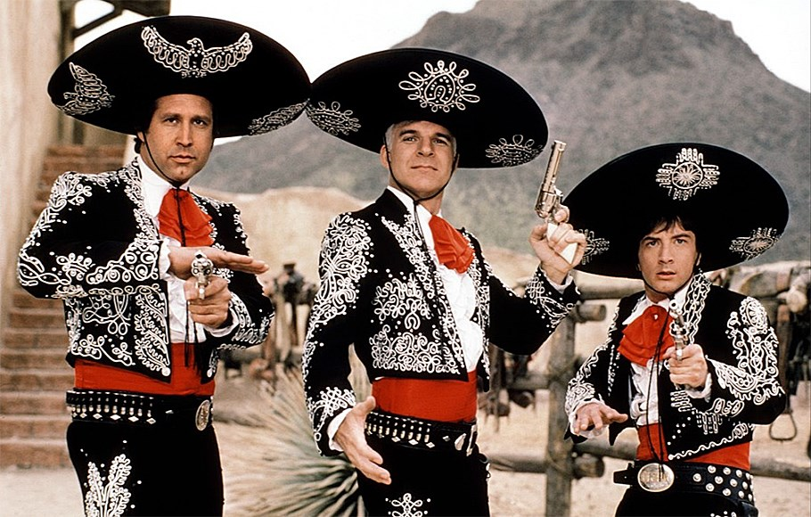 Sunset Cinema: ¡Three Amigos! - Vancouver Civic Theatres